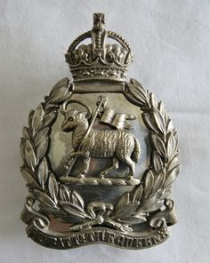 5th Battalion Royal West Surrey Regiment Officers Pouch Belt Plate 1908 pattern | eBay