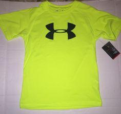 Check out this listing on Kidizen: NWT Under Armour Boys Size 6 Shirt via @kidizen #shopkidizen