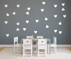 Heart Pattern Wall art South Africa Stickart