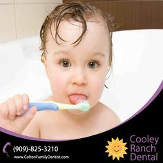 Myth : Baby toothpaste is better for young children? Fact : Some baby toothpaste brands don't have enough fluoride in them to help prevent tooth decay. Choose a brand that contains at least 1,000ppm fluoride. Check the packaging to see if it contains enough fluoride.