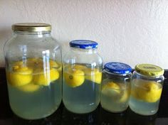 Joanna Does It All: How To Clean Pickle Jars