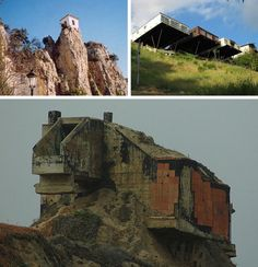 7 Stunningly Precarious Mountain and Cliff Dwellings: Part Two of an Eight-Part Amazing Houses Series
