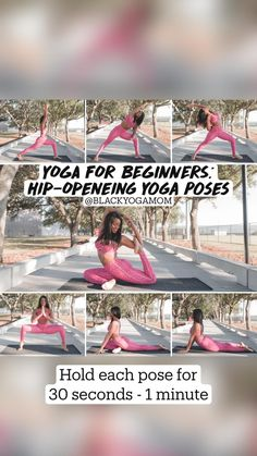 Hip Opening Yoga, Yoga Mom, Hip Openers, Yoga At Home, Flexibility Workout, Stretching Exercises, Yoga Tips, Yoga Lifestyle, Yoga Challenge