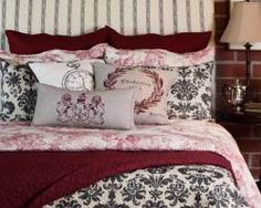 French Collection by Levtex. I love the company. Would love to have this in my guest room!
