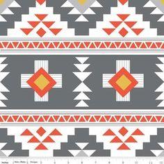 Riley Blake Designs: K4870-GRAY