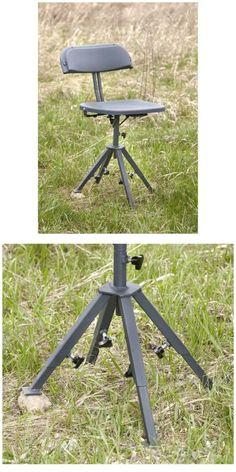 Cabela S Comfort Max 360 176 Original Blind Chair Hunting