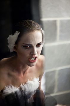 Black swan is a great film that showcases self hatred, self disgust and the decent into insanity. I hope to get across this same feeling across a game that this movie gave me.