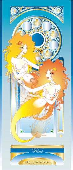 Pisces by ArtistHazzard by alt-couture on DeviantArt