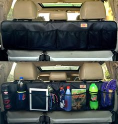 This trunk organizer that will let you put a lot of junk in the trunk. | Can You…