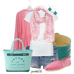 """Spring Playground Uniform"" by jewhite76 on Polyvore"