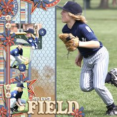 in the field - Scrapbook.com
