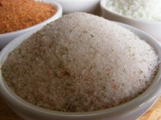 Rosemary Infused Pink Himalayan Sea Salt by Sugared Spice Shop on Gourmly