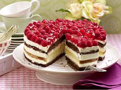 3-Tage-Torte - so geht's Schritt für Schritt - 3-tage-torte-rezept