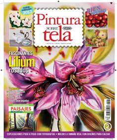 Bienvenidas.com - Pintura - Pintura sobre Tela 2013 - Edicion Nº2 en este número sale un cuadro con tetera y taza de loza mío.