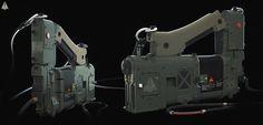 Gabriel Dupuis Freelance 3Dartist Capteur Radar