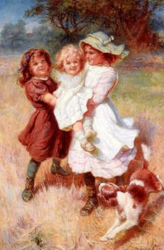 Frederick Morgan https://www.amazon.com/Painting-Educational-Learning-Children-Toddlers/dp/B075C1MC5T