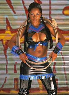 Jackie Moore - WWF, WWE and TNA