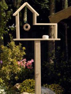 Vogelhäuschen bauen: Variante C                              …                                                                                                                                                                                 Mehr
