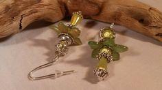 Earrings Forest Flower £6.50