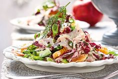 """Lazy Birds""-Salat Rezept   LECKER"