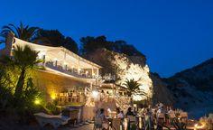 Amante Beach Club Restaurant, Sol d'en Serra beach, Santa Eulalia | Ibiza Restaurant Guide
