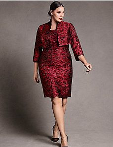 4fe3ec8a3c102 Rose Jacquard Bustier Dress by Isabel Toledo Moda Plus Size