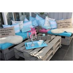 This will be my new chill out area in our garden
