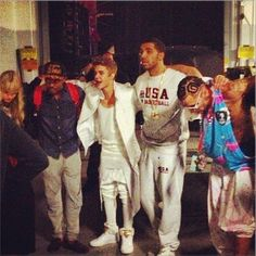 Justin Bieber and  Drake (July 27, 2013) #Justin #Believe #really*_*