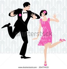 Charleston Dance Stock Photos, Images, & Pictures | Shutterstock