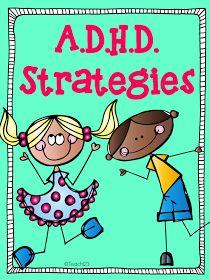 Teach123 - Tips for Teachers: A.D.H.D. Tips