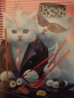 Paper Moon Graphics and Greeting Cards 1970s, 1980s, airbrushed images.