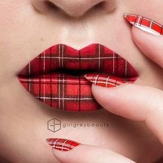 This Instagrammer's Intricate Lip Art Masterpieces Will Blow Your Mind