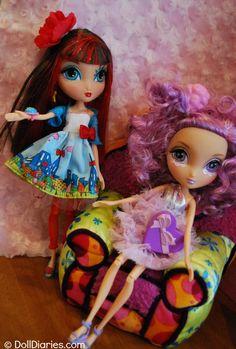 Our review of the La Dee Da dolls