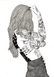 черно белые девушки нарисованные пнг: 11 тыс изображений найдено в Яндекс.Картинках Tumblr Girl Drawing, Tumblr Girls, Female, Drawings, Color, Art, Colour, Sketches, Drawing