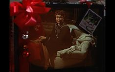 Jane Wyman reflected in her TV set, All That Heaven Allows (1955, Douglas Sirk).