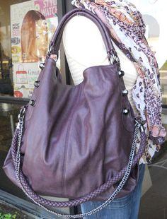 Purple purse!