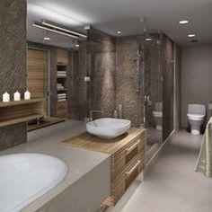 Bathroom ideas on pinterest long narrow bathroom narrow for Long skinny bathroom ideas
