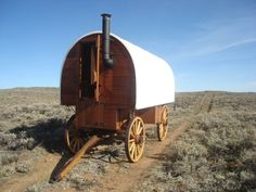 Sheepherder's wagon - I spend alot of time in one these when  my dad took my mom and I  to help him when I was a kid.