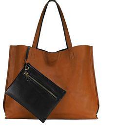 Scarleton Stylish Reversible Tote Handbag for Women, Vegan Leather Shoulder Bag, Hobo bag, Satchel Purse, Vegan Handbags, Tote Handbags, Satchel Purse, Crossbody Bag, Potli Bags, Barrel Bag, Trendy Handbags, Round Bag, Types Of Bag