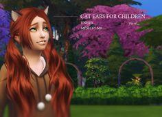 Cat Ears for children! ^_^