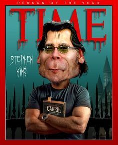 New Quotes Famous Authors Stephen Kings Ideas New Quotes, Book Quotes, Funny Quotes, Film Quotes, Steven King, Stephen King Books, Stephen King Quotes, Time Magazine, Magazine Covers
