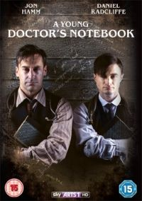 Young-Doctors-Notebook-DVD. Very dark comedy with a surprising cast.