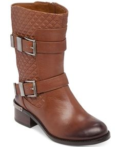 Vince Camuto Welton Mid-Shaft Booties