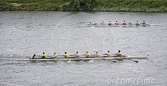 Pavia-Pisa university boat race even (Pavia-Pisa regatta) along the river Ticino on 23th of May 2015. The first edition of this competition is of 1929.