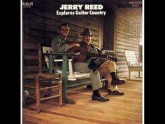 Jerry Reed - Swarmin' (instrumental)