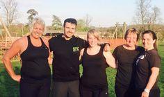 Alton Personal Training Blitz Course!