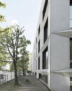 fibreC by Rieder - Administrative building Bavaria Ring, Munich