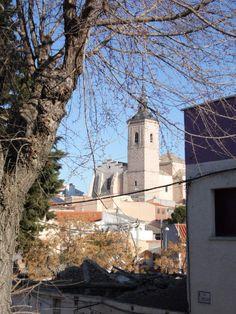 CASARRUBIOS DEL MONTE (TOLEDO). Iglesia de Sta. María.