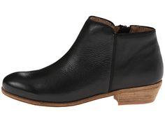SoftWalk Rocklin Black Veg Tumbled Leather - Zappos.com Free Shipping BOTH Ways