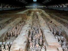 Terracotta Warriors- Xi'an China
